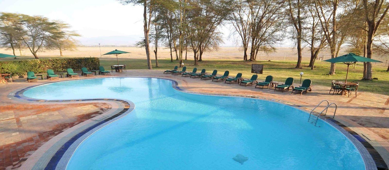 Hotel Ol Tukai Lodge Kenya