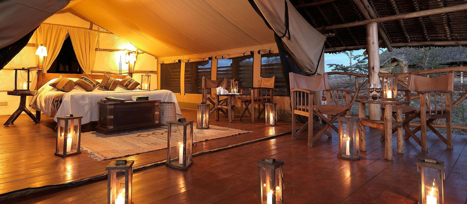 Hotel Satao Elerai Kenya
