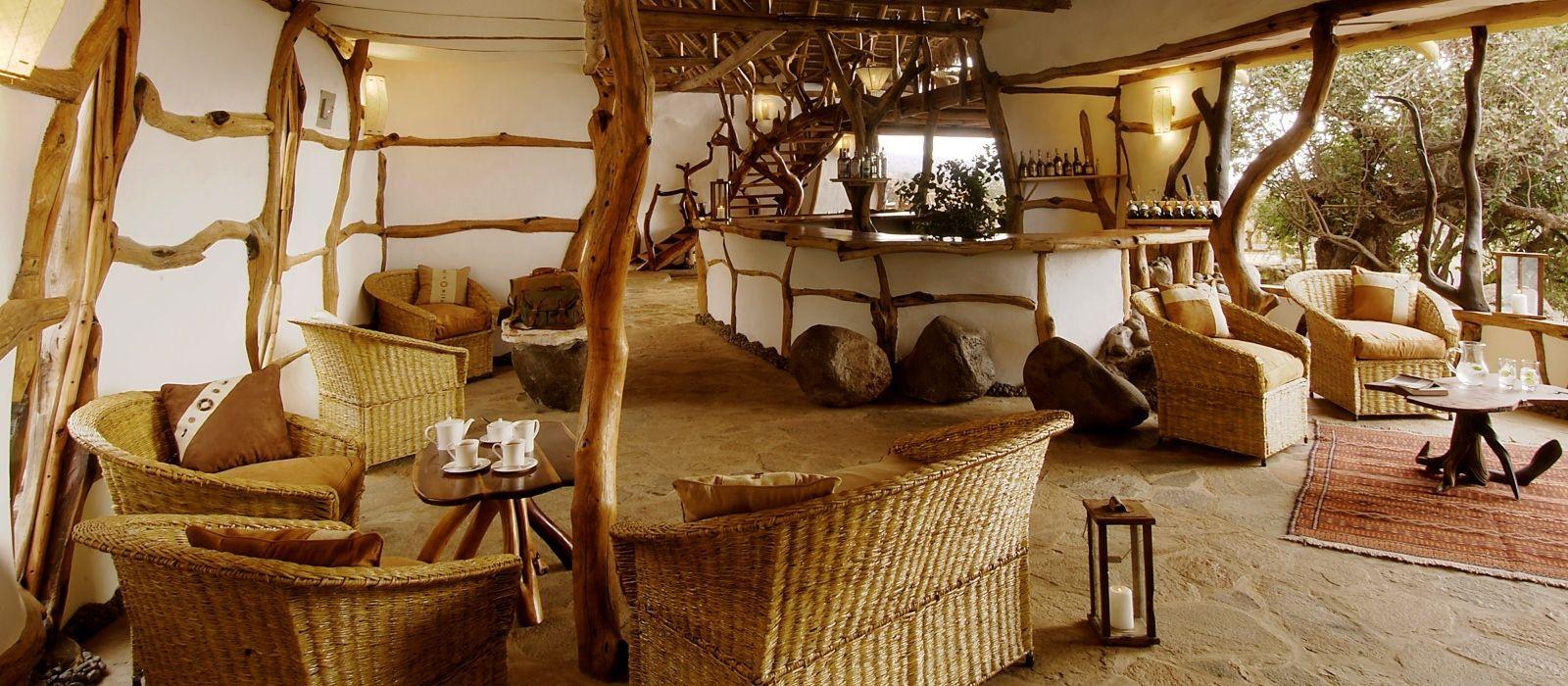 Hotel Satao Elerai Kenia
