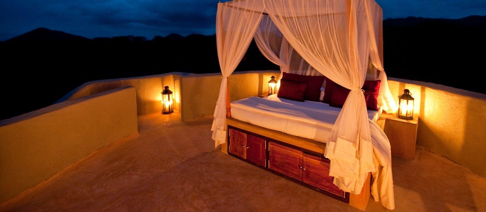 Hotel Ol Donyo Lodge Kenia