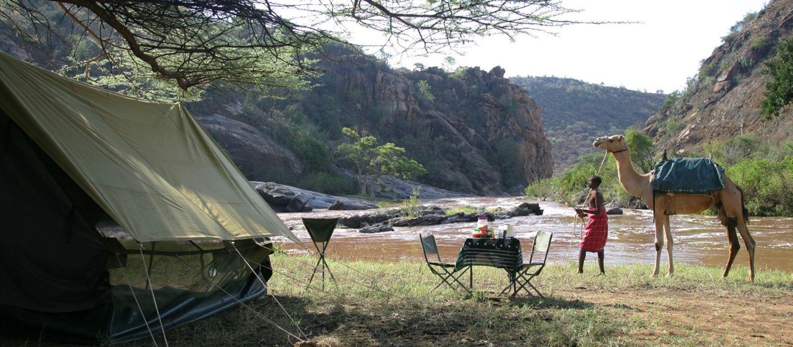 Hotel Sabuk Lodge Kenia