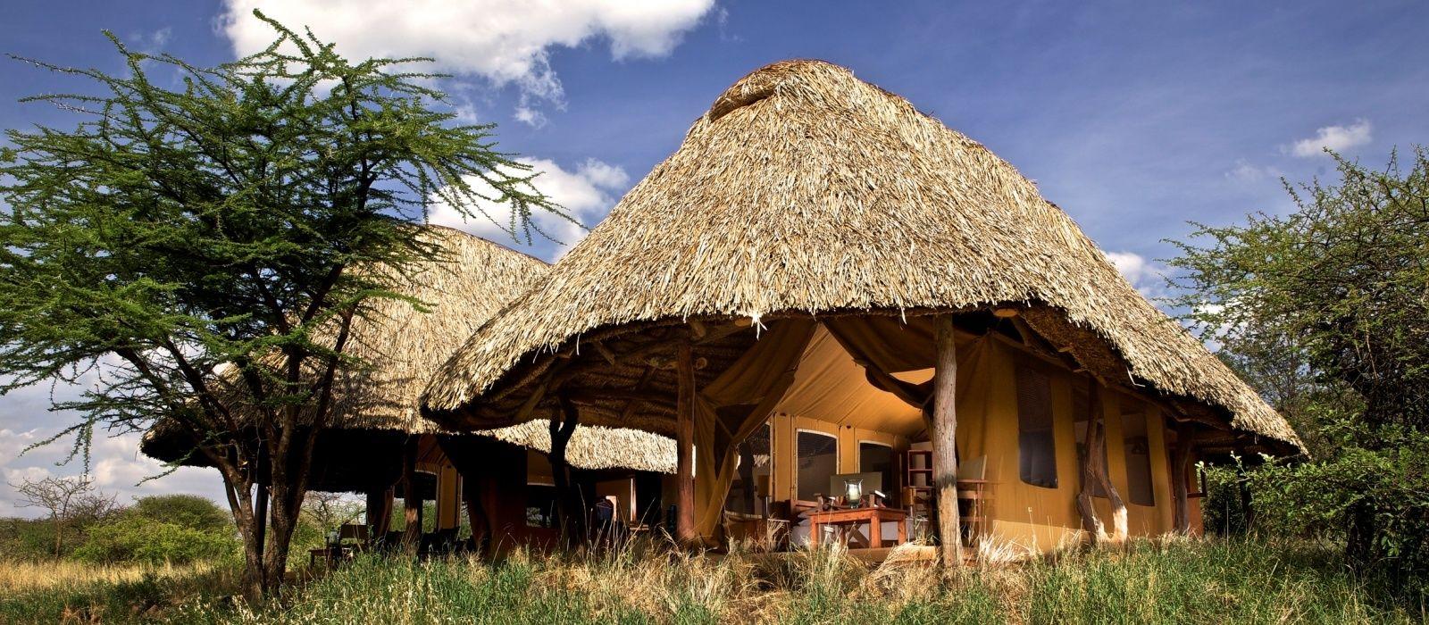 Hotel Lewa Safari Camp Kenya