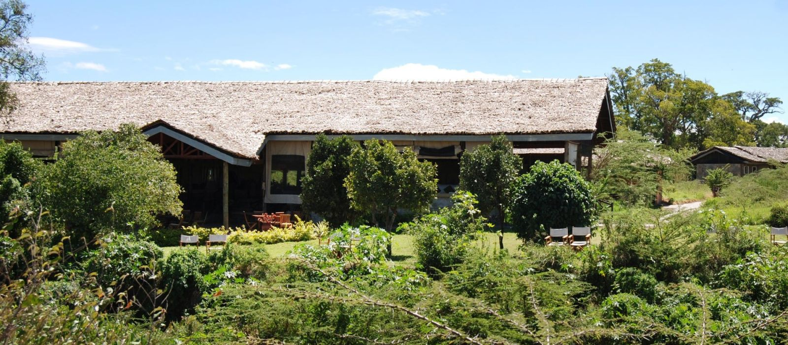 Hotel Tipilikwani Mara Camp Kenia
