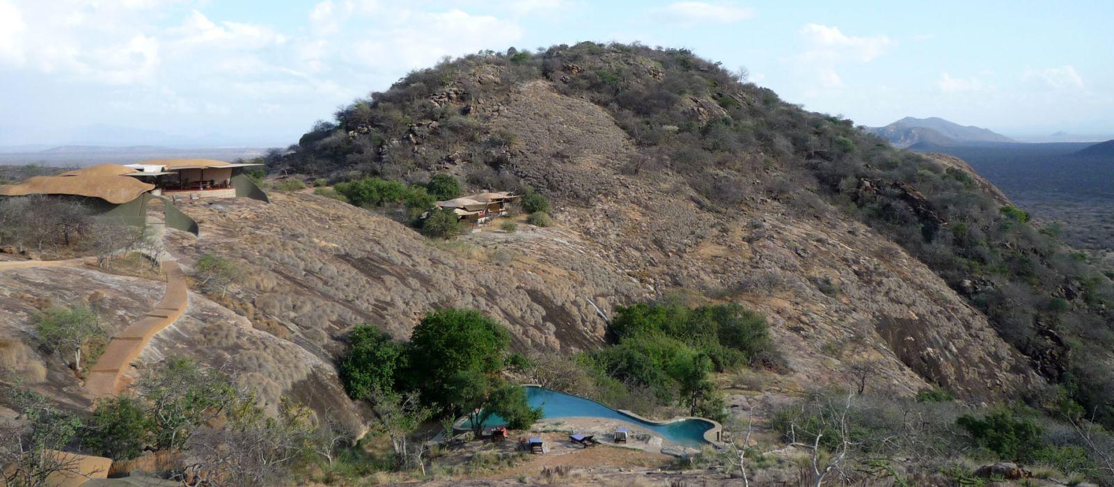 Hotel Saruni Samburu Kenya