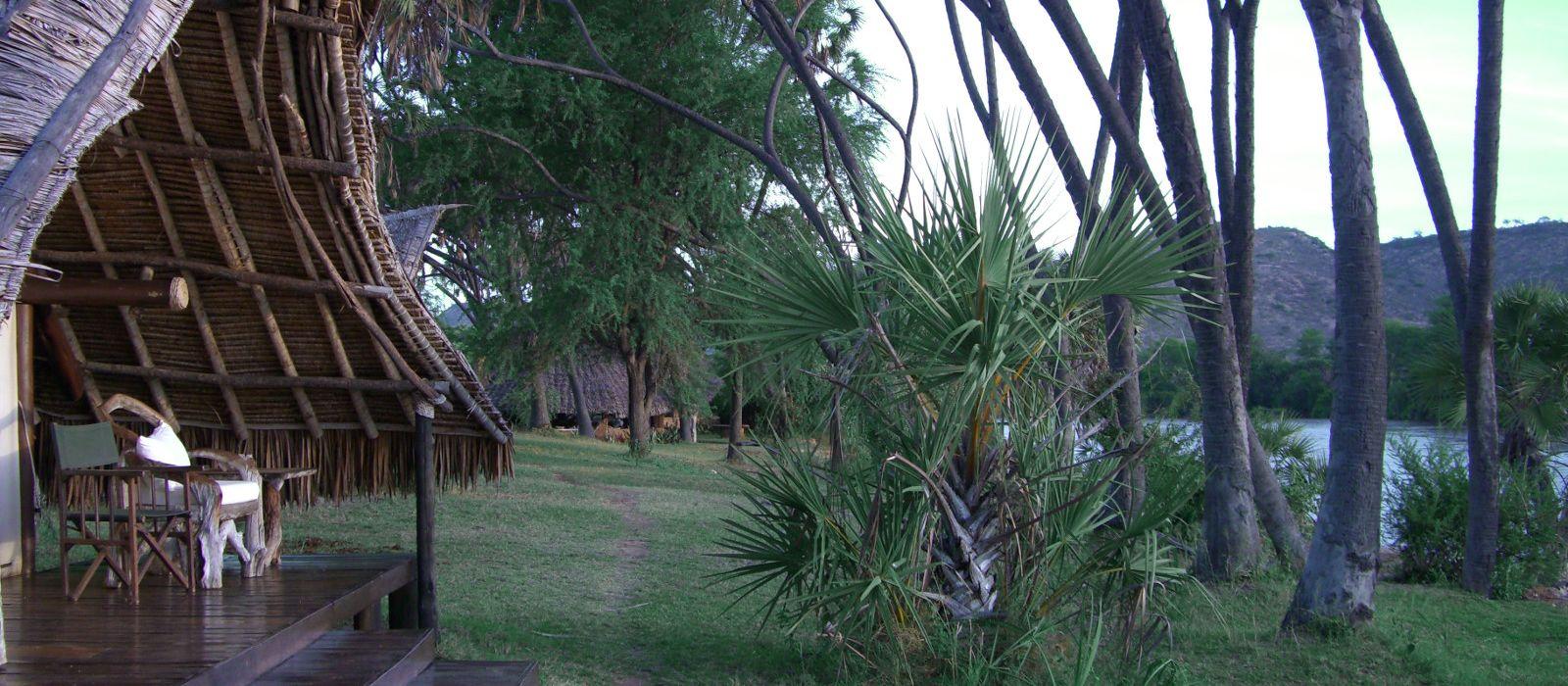 Hotel Galdessa Camp Kenia