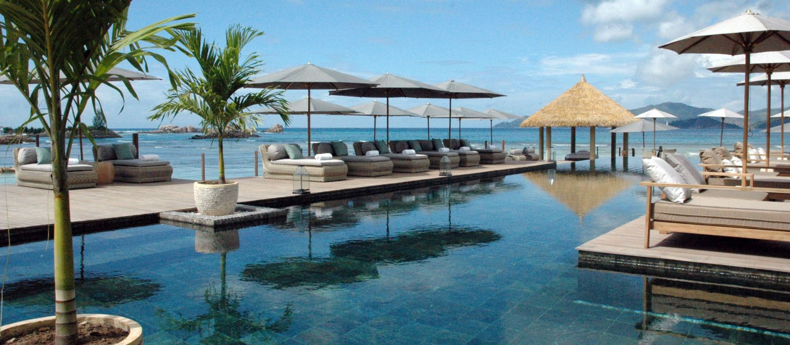 Hotel Le Domaine de L'Orangeraie Seychellen