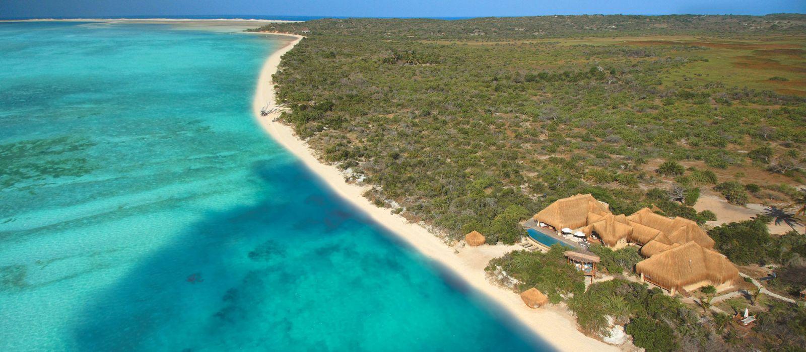 Hotel Azura Benguerra Lodge Mosambik
