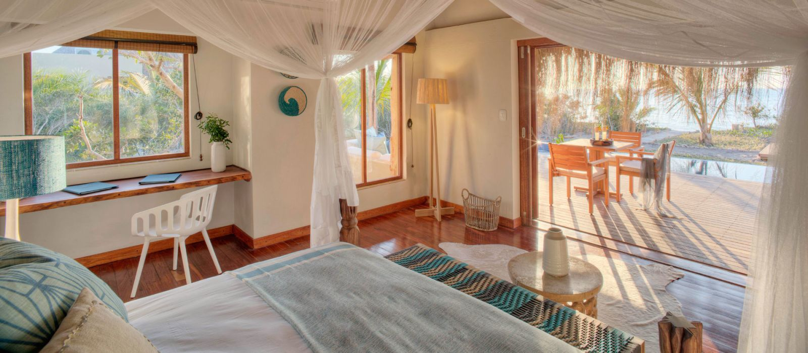 Hotel Azura Benguerra Lodge Mozambique