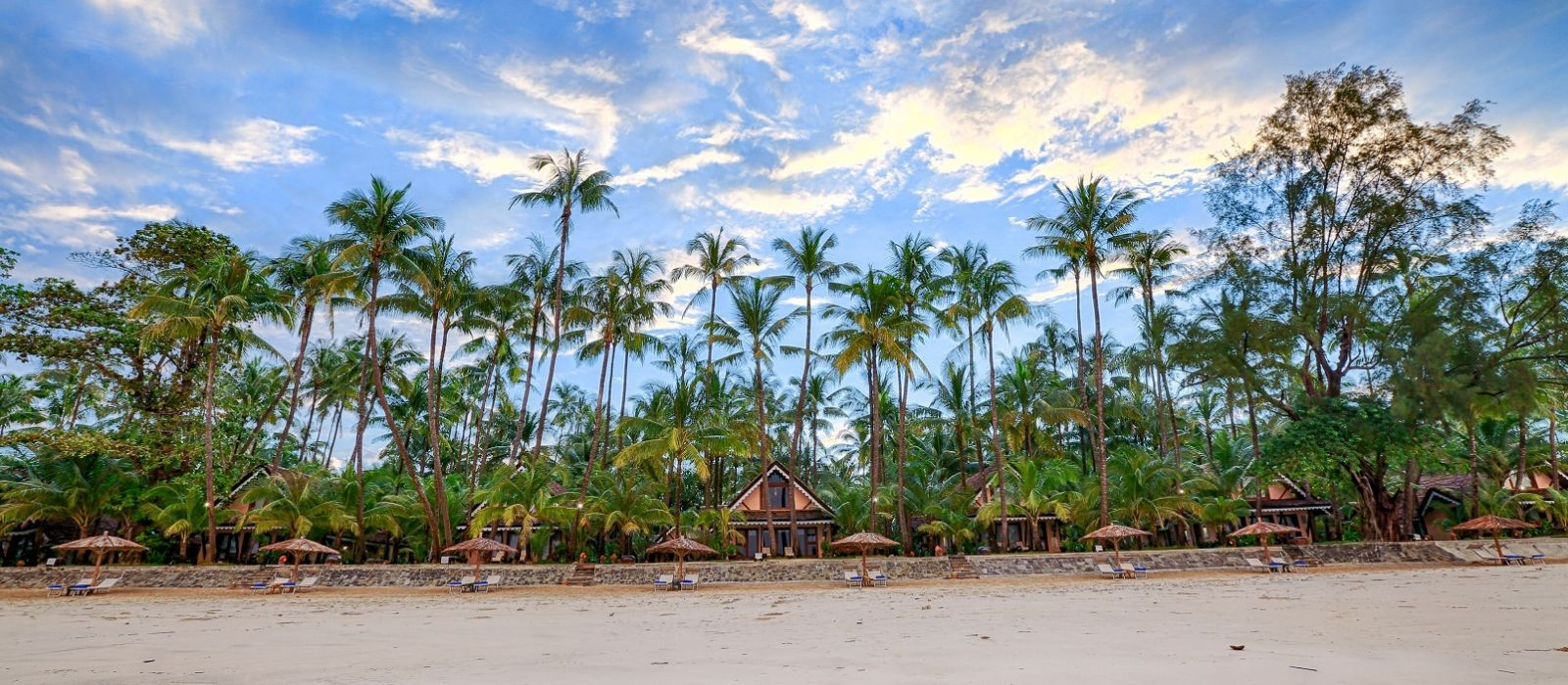 Ngapali Beach Hotels