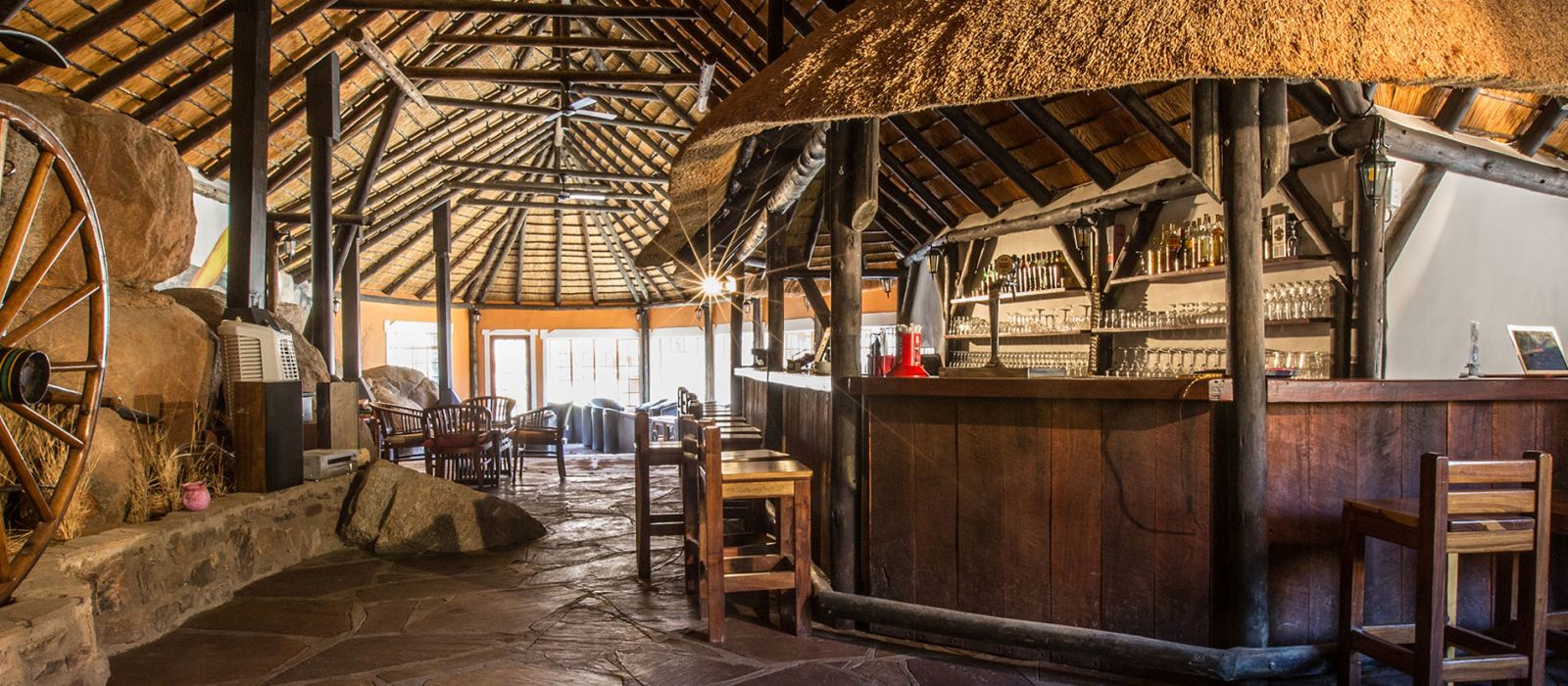 Hotel Canyon Village Namibia