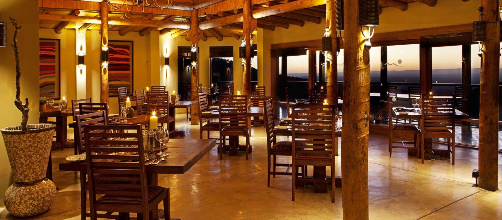 Hotel Kuzuko Lodge Südafrika