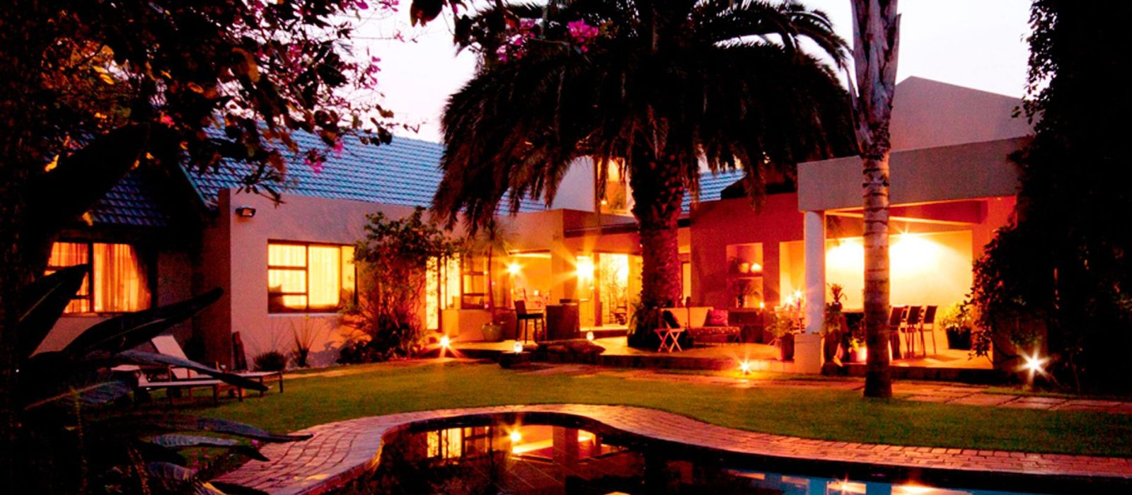 Hotel African Rock  Südafrika