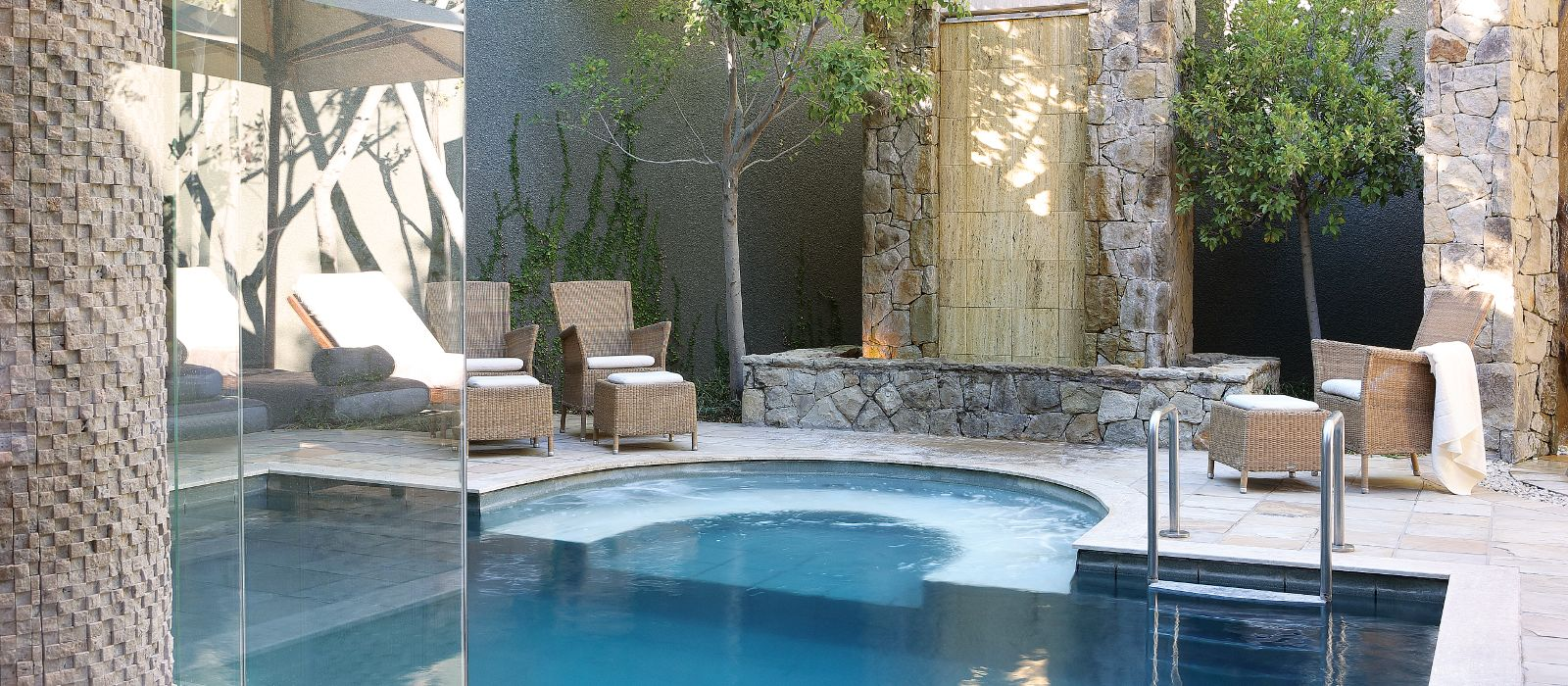Hotel The Saxon , Villas & Spa South Africa