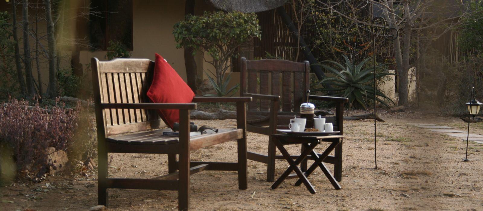 Hotel Kambaku Safari Lodge South Africa