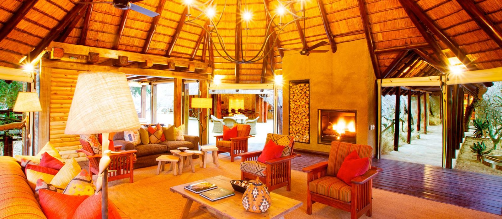 Hotel Kapama Buffalo Camp South Africa