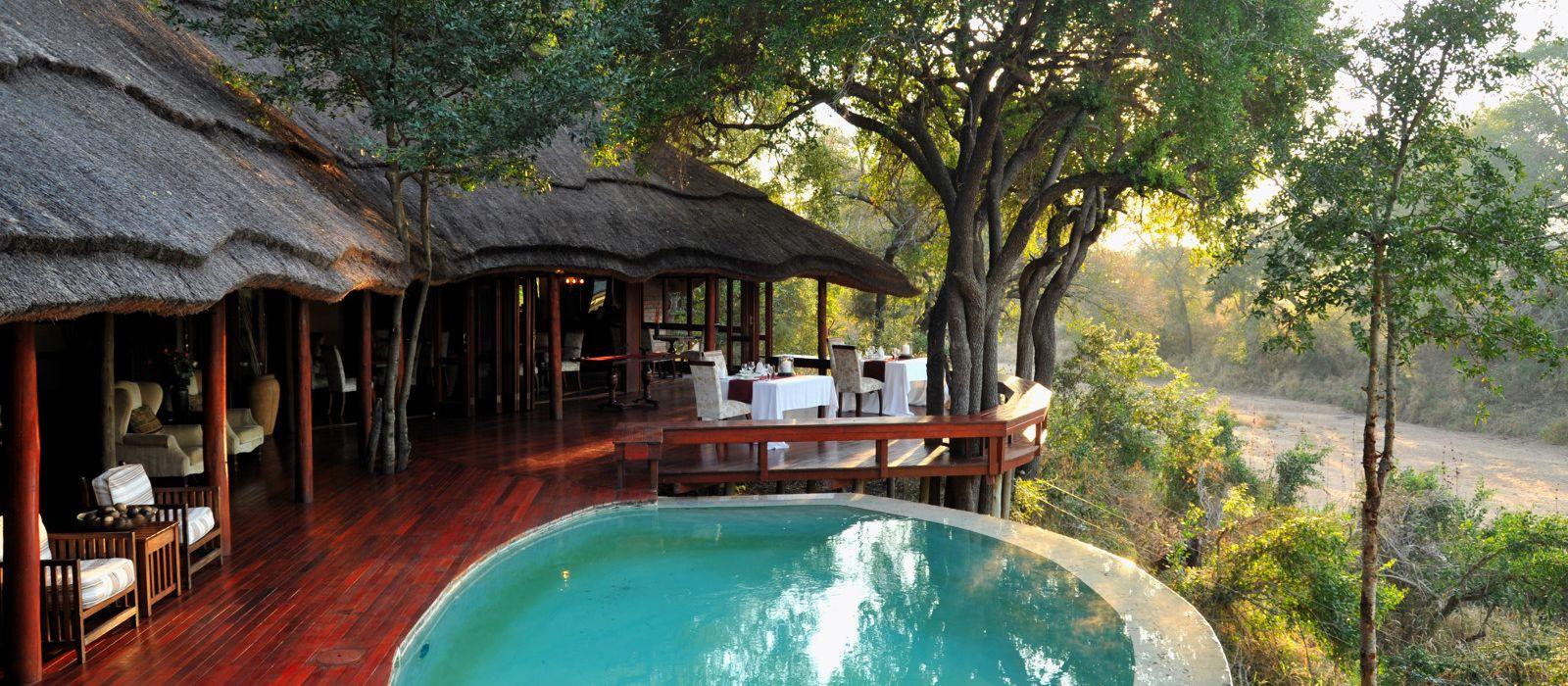 Hotel Imbali Safari Lodge South Africa