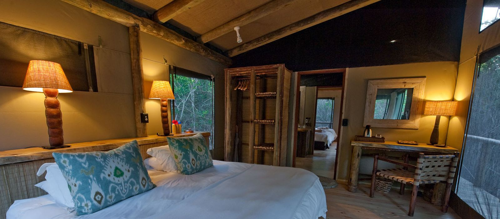 Hotel Rocktail Beach Camp South Africa
