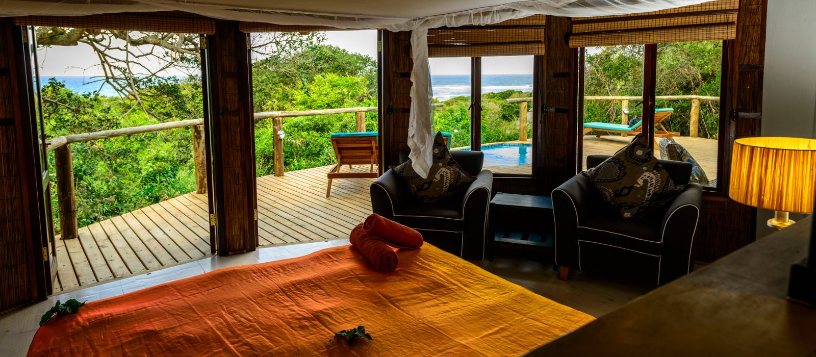 Hotel Thonga Beach Lodge Südafrika