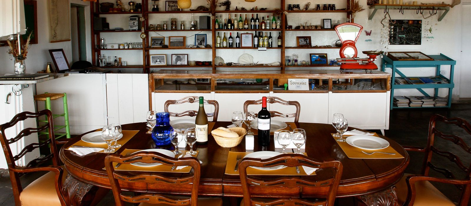 Hotel Bahia Bustamante Argentina