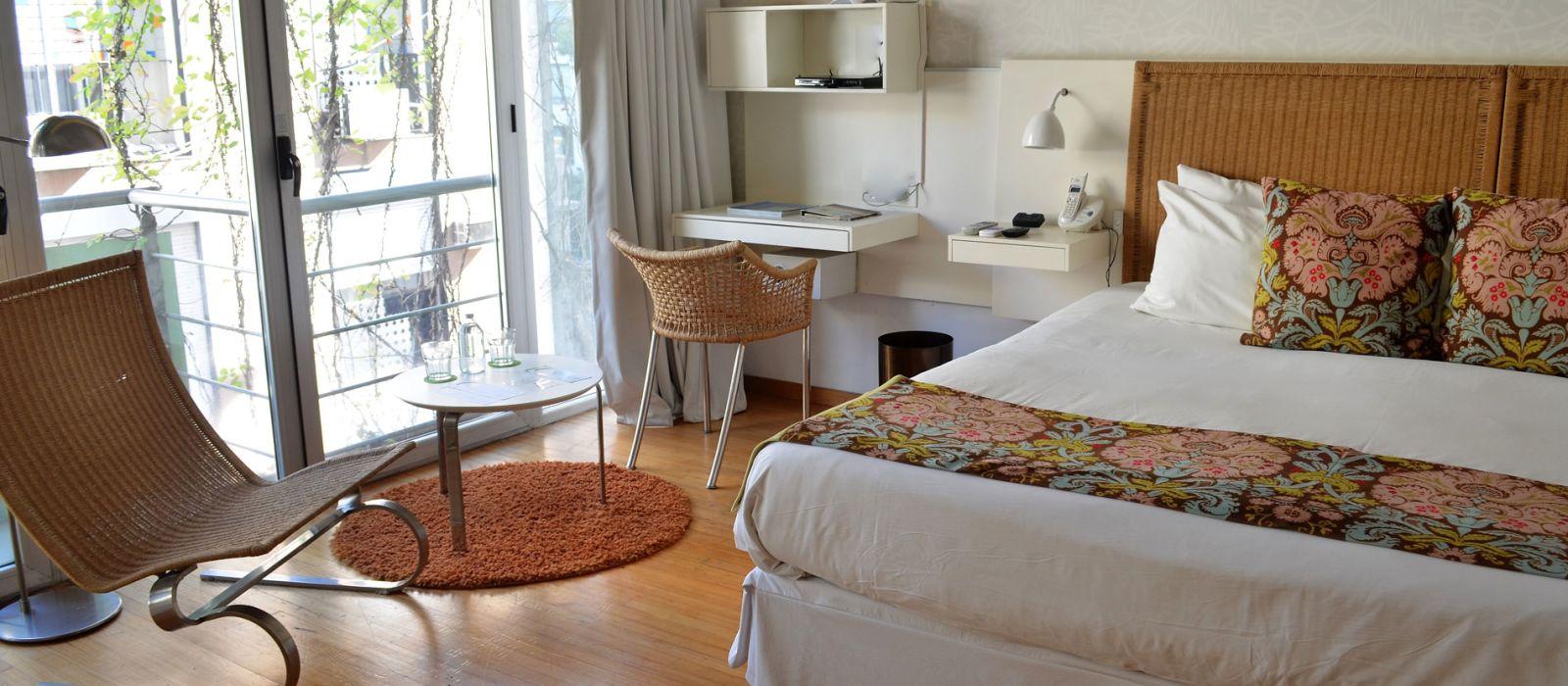 Casa calma hotel in argentina enchanting travels for Casa jardin hostel buenos aires
