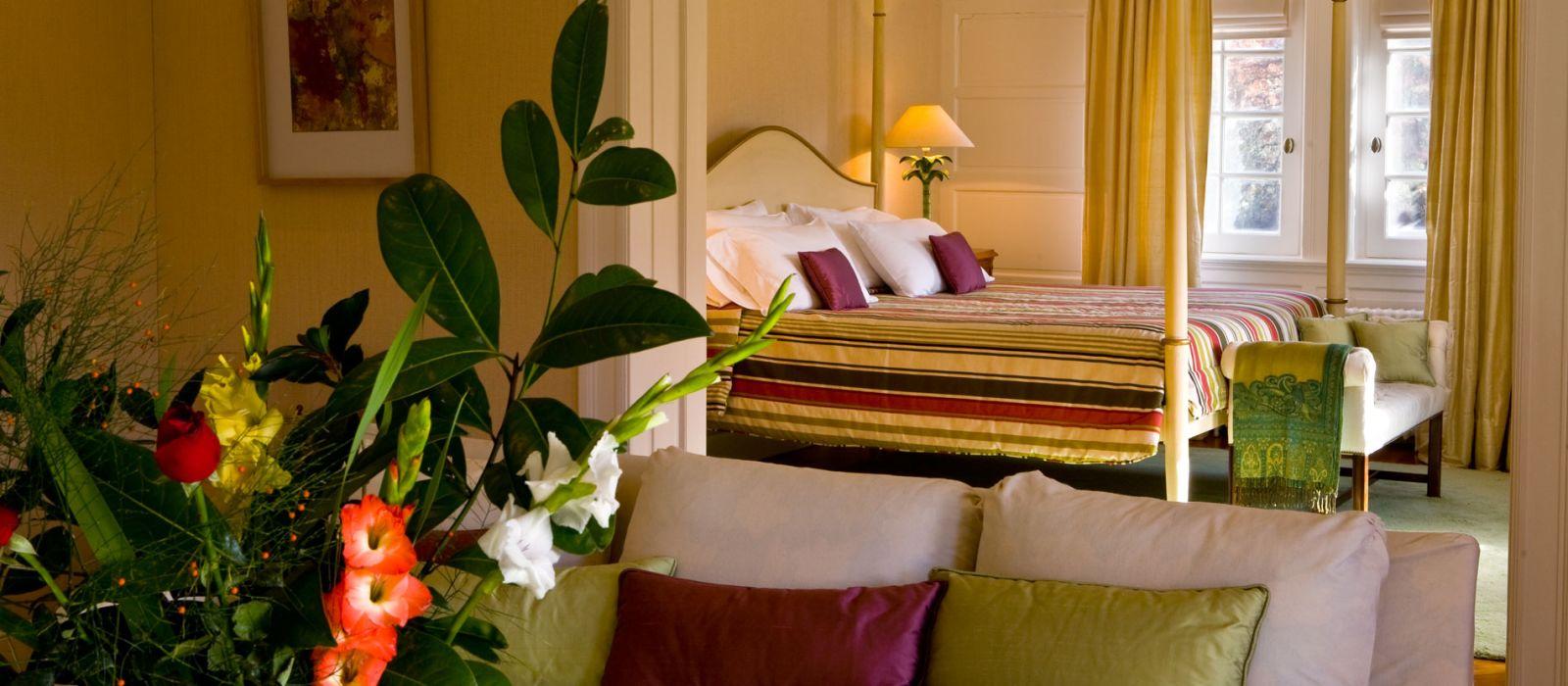 Hotel Estancia Villa Maria Argentinien