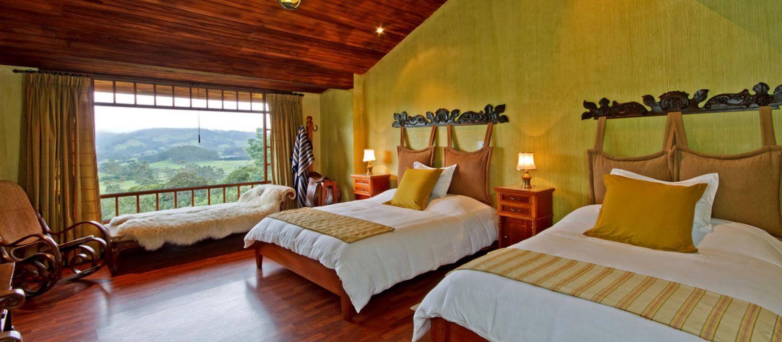 Hotel Hacienda La Alegría Ecuador/Galapagos
