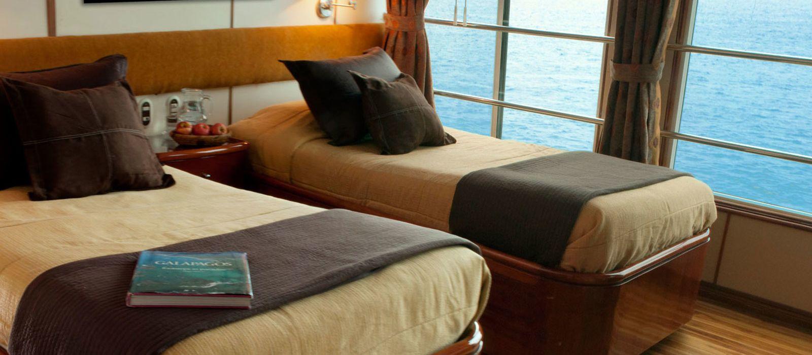 Hotel Queen of Galapagos Ecuador/Galapagos