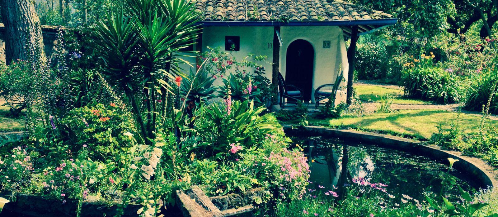 Hotel Hacienda Cusin Ecuador/Galapagos
