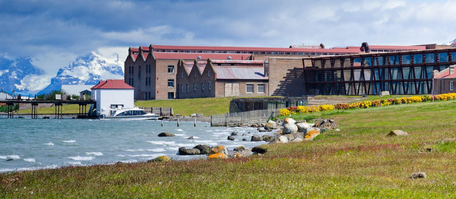 Hotel The Singular Patagonia, Puerto Bories Chile