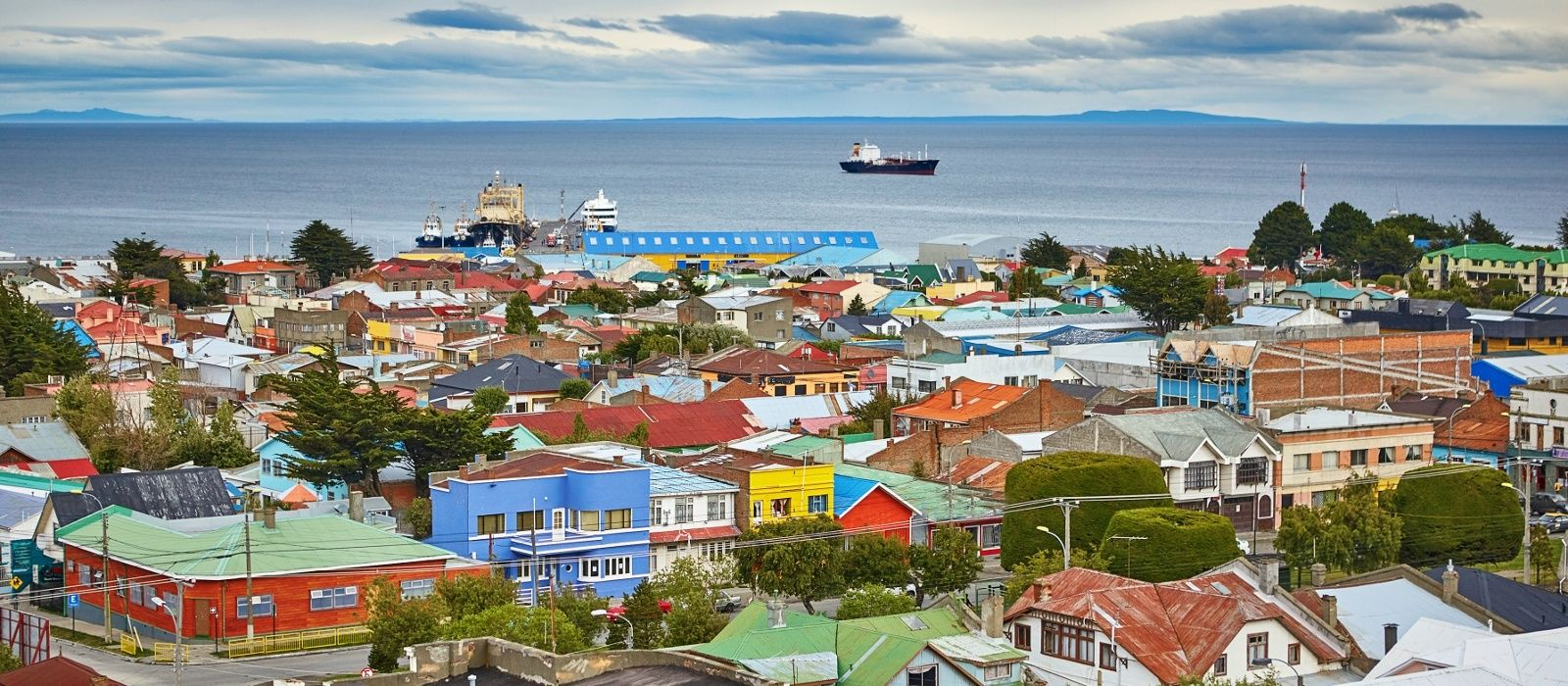 Destination Punta Arenas Chile