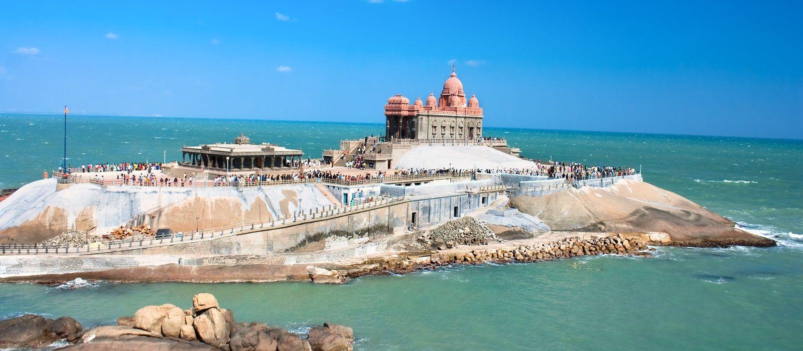 Destination Kanyakumari South India