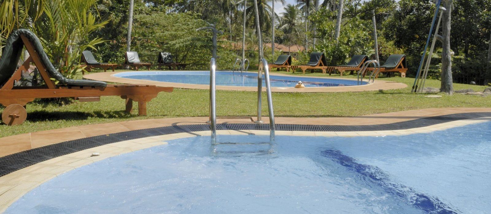Hotel Dalmanuta Gardens Ayurveda Sri Lanka