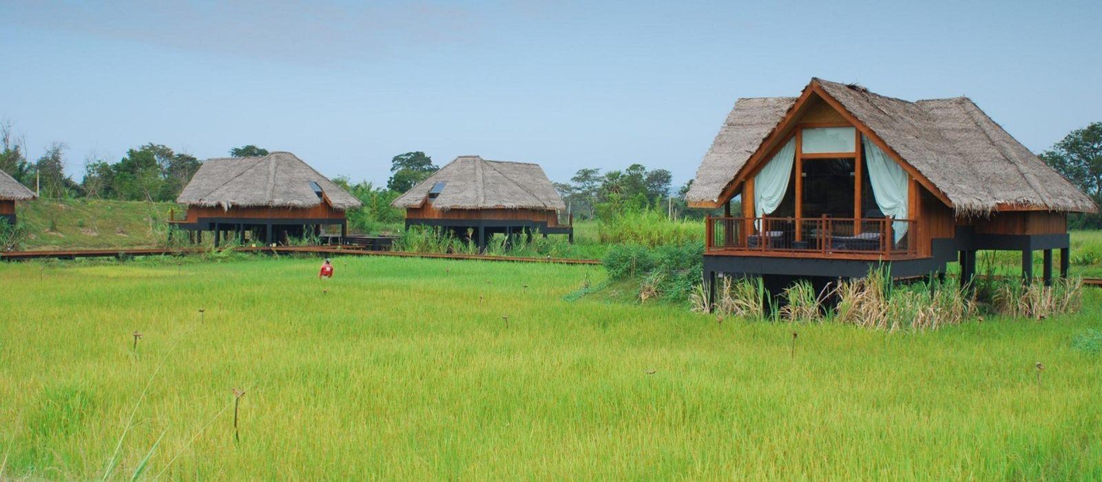 Hotel Jetwing Vil Uyana Sri Lanka