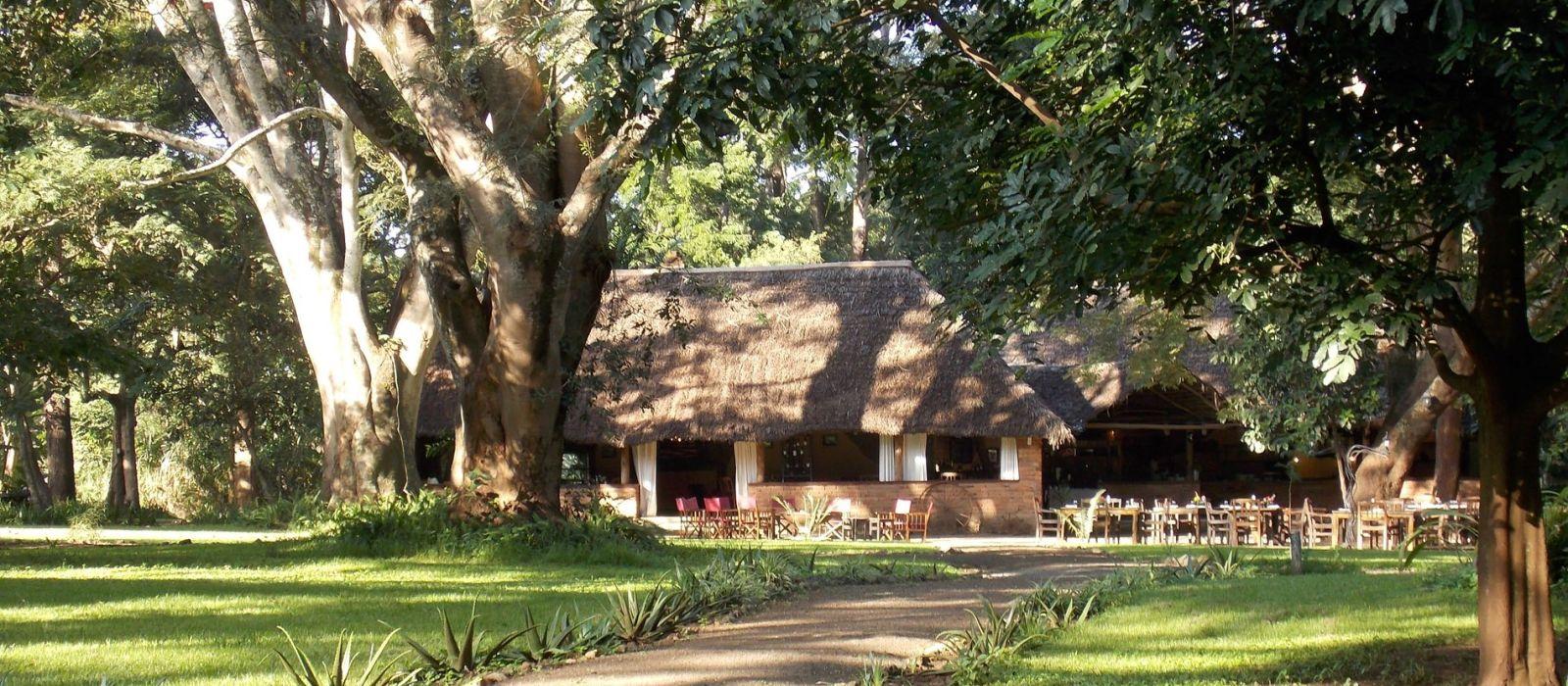 Hotel Rivertrees Country Inn Tansania