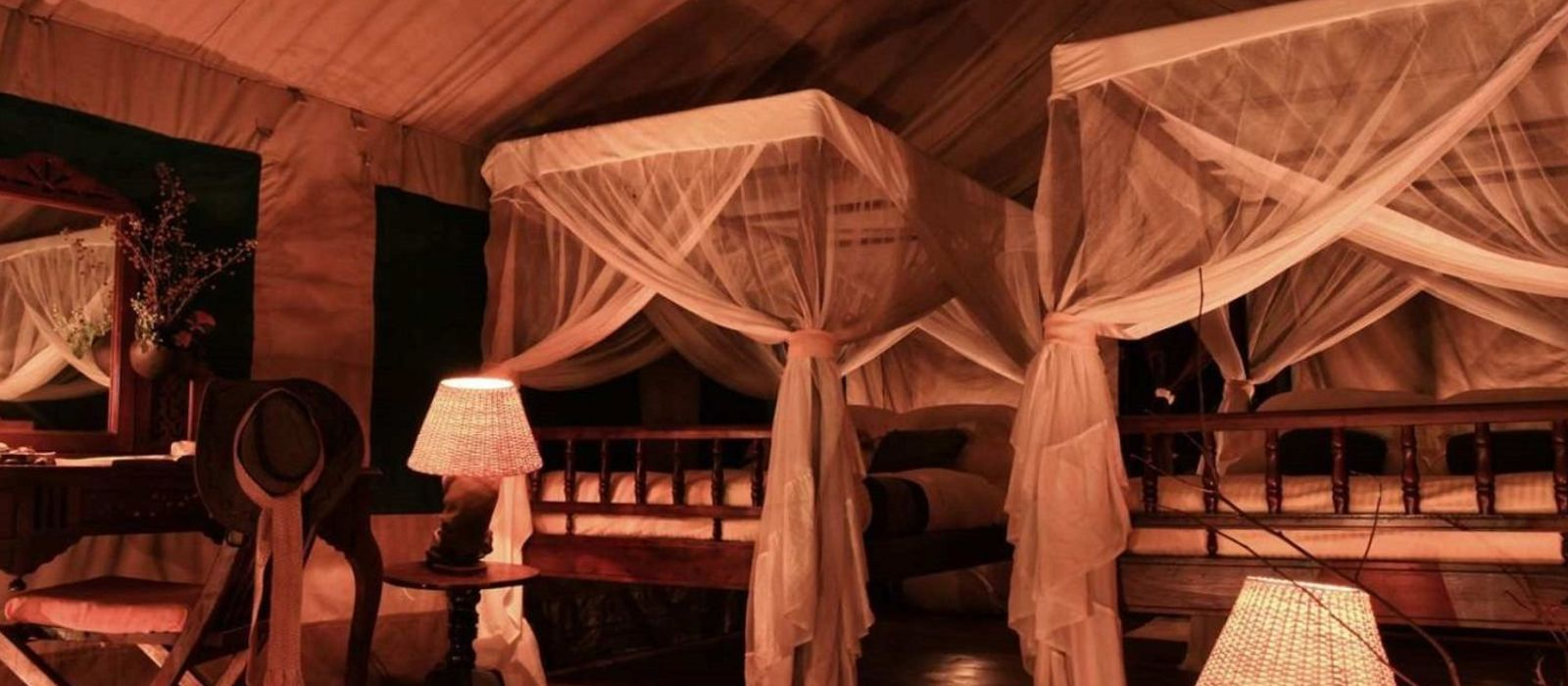 Hotel Gombe Forest Lodge Tanzania