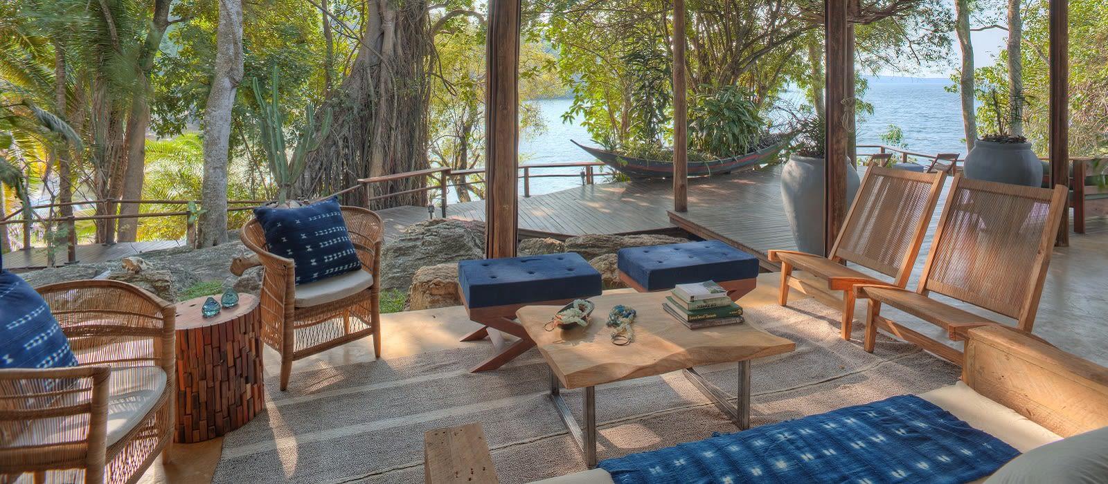 Hotel Rubondo Island Camp Tanzania