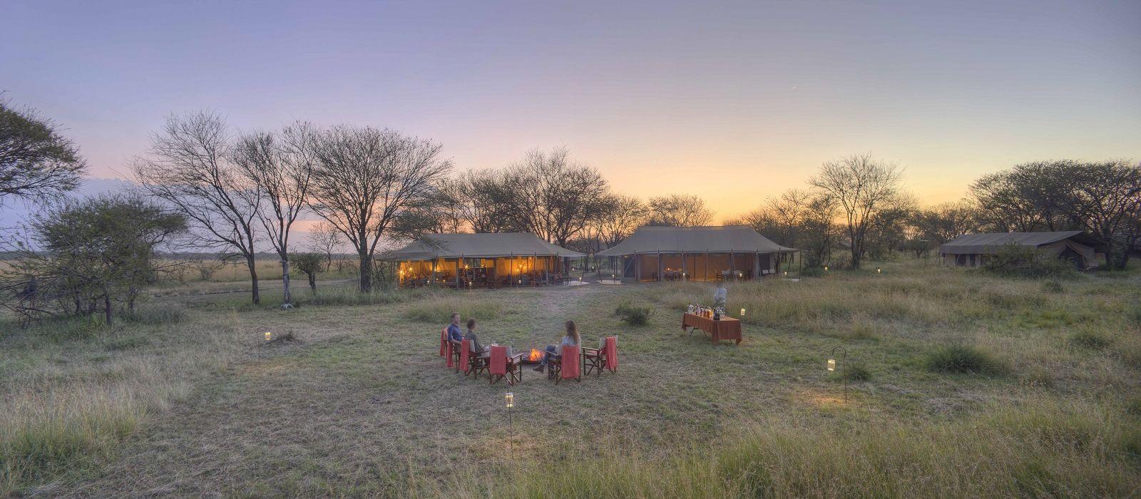 Hotel Olakira Migration Camp Tanzania