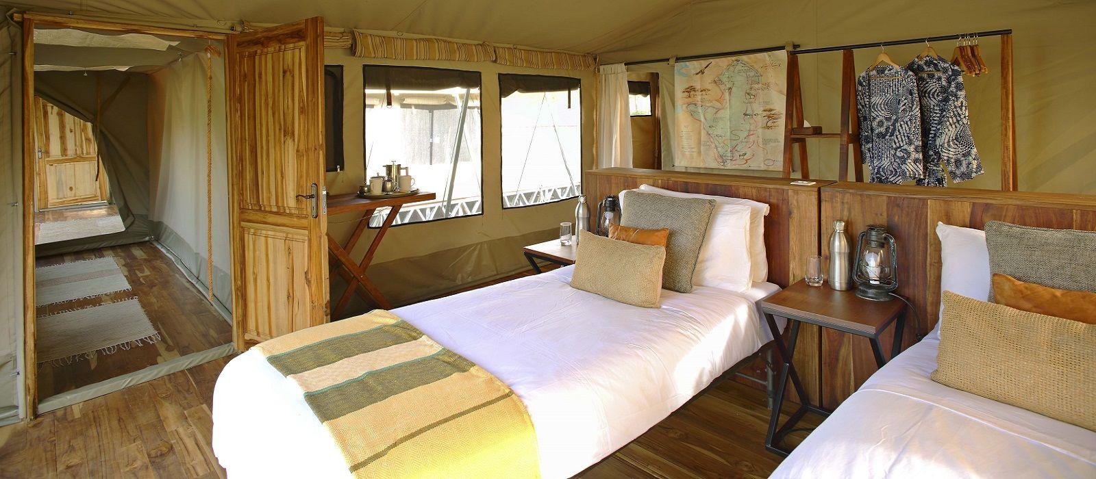 Hotel Olakira Migration Camp (South) Tanzania