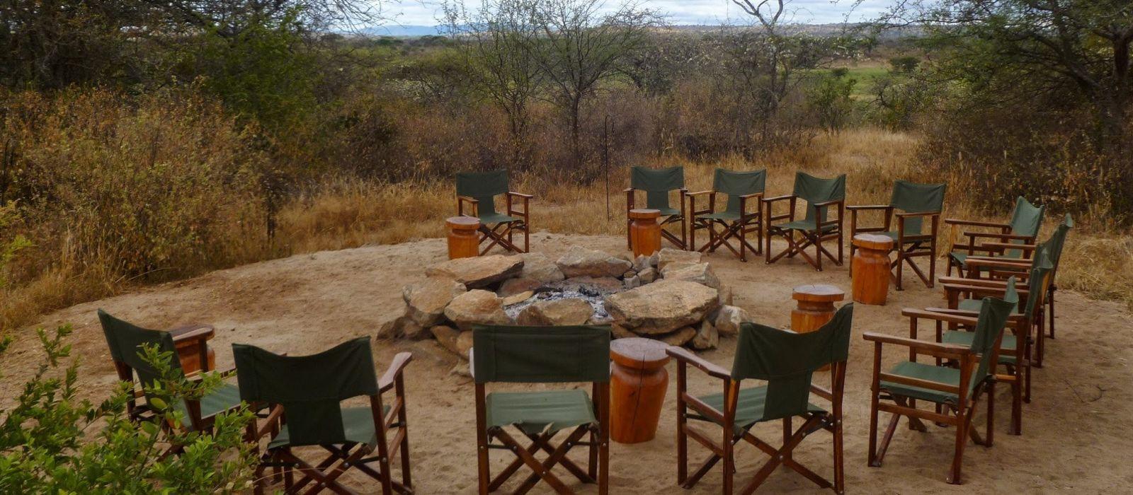 Hotel Oliver's Camp Tansania