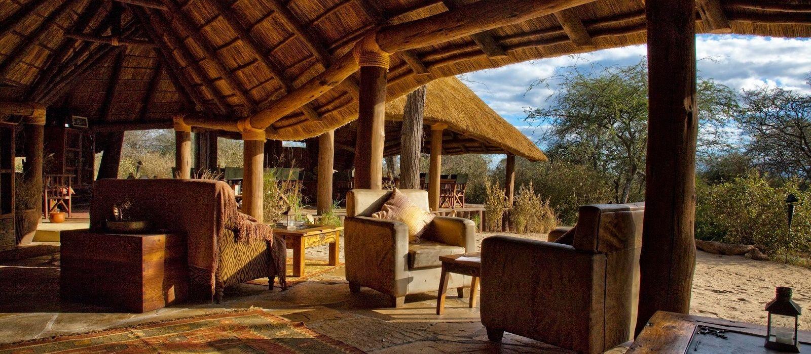 Hotel Oliver's Camp Tanzania
