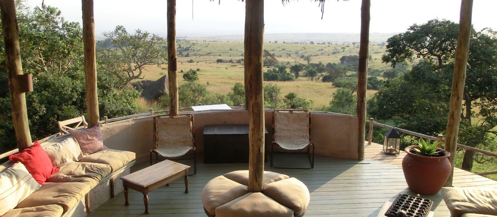 Hotel Lamai Serengeti Private Camp Tansania