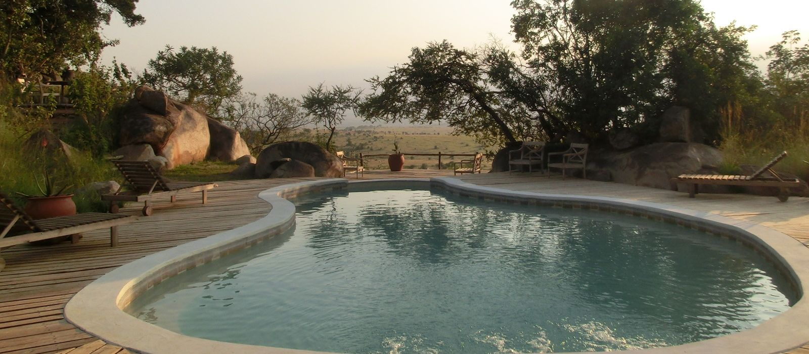 Hotel Lamai Serengeti Private Camp Tanzania