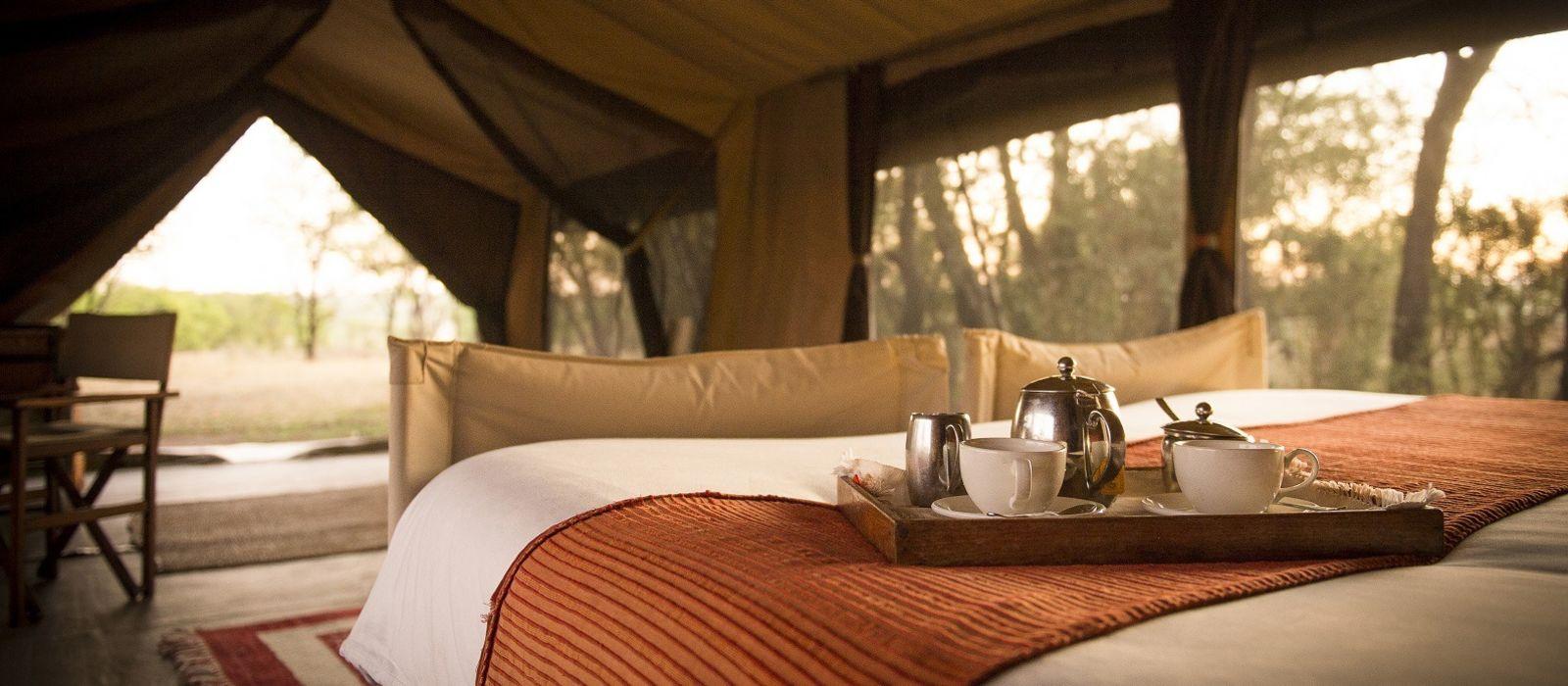 Hotel Olakira Camp S Tansania