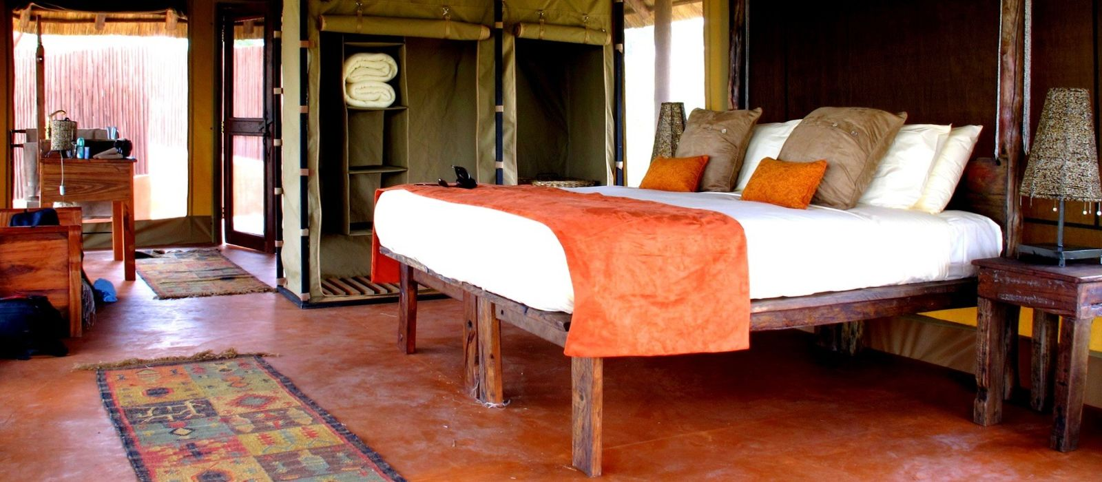 Hotel Little Oliver's Camp Tanzania