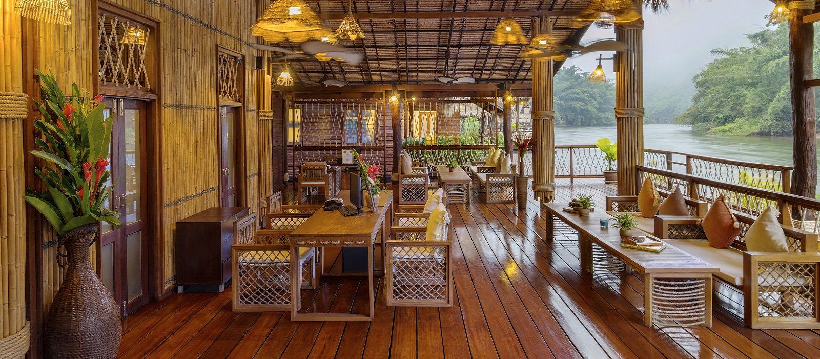 Hotel Float House River Kwai Resort Thailand