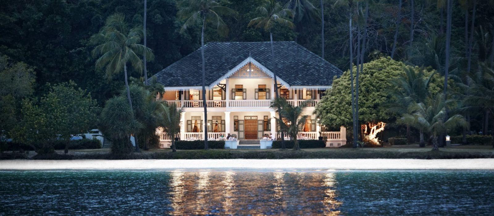 Hotel Cape Panwa  Thailand