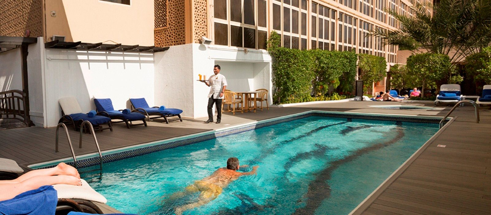 Hotel Arabian Courtyard  & Spa United Arab Emirates