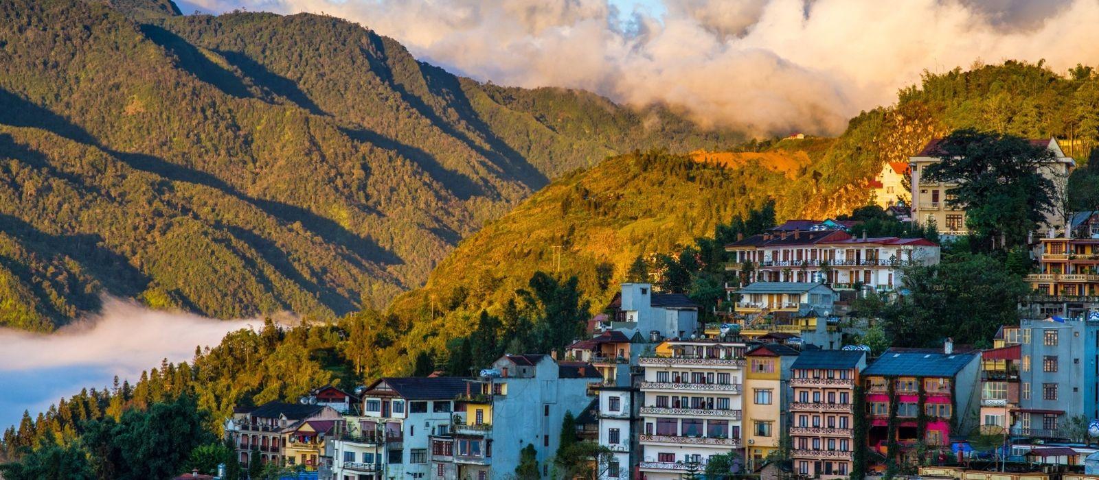 Destination Sa Pa Vietnam