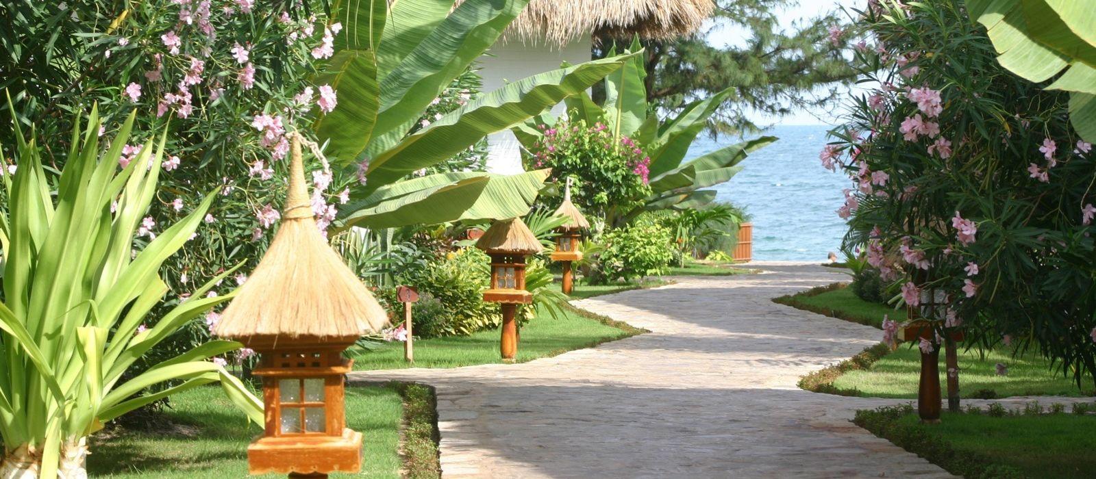 Hotel Cham Villas (Mui Ne) Vietnam