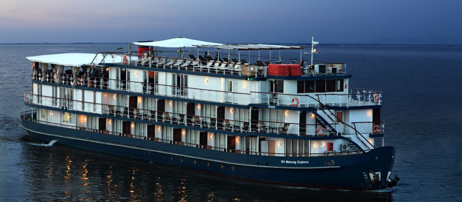 Hotel The Jayavarman Cruise Cambodia